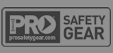pro safety gear logo