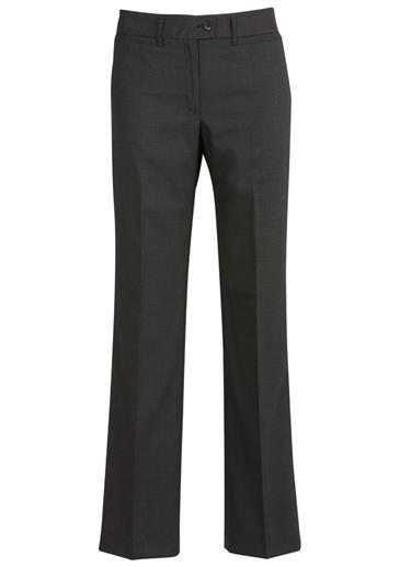 PANT LADIES RELAXED CHARCOAL S10 -