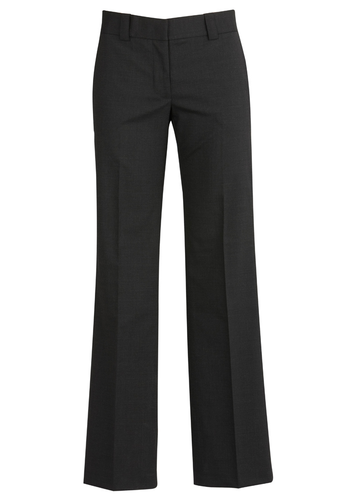 PANT LADIES HIPSTER CHARCOAL SIZE 10 -