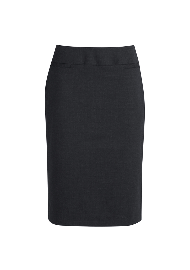 SKIRT LADIES RELAXED CHARCOAL S10 -