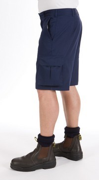 SHORT CARGO COOLBREEZE NAVY  SIZE 102