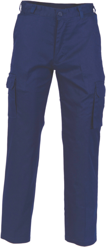 CARGO PANT M/WEIGHT NAVY S102R