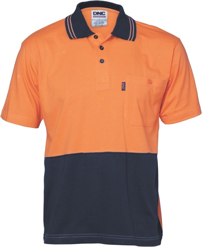 POLO COTTON JERSEY O/N S/S LARGE