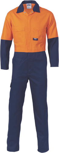 OVERALL DRILL O/N SIZE 102R