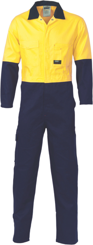OVERALL DRILL Y/N SIZE 102R