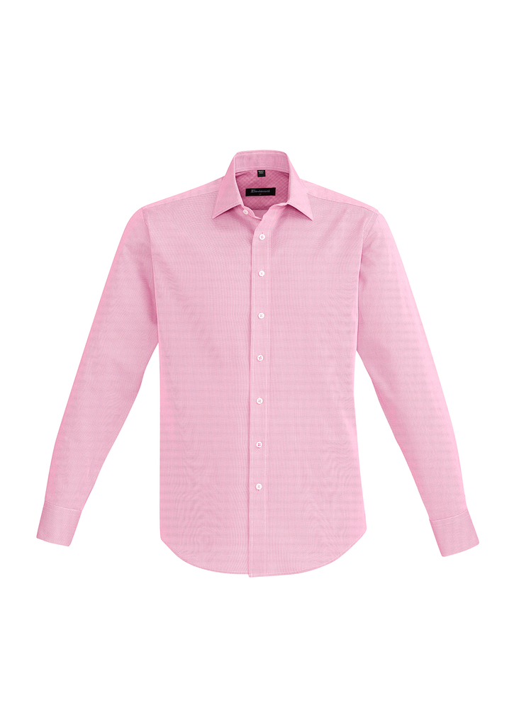 SHIRT MENS HUDSON L/S MELON 2XL -