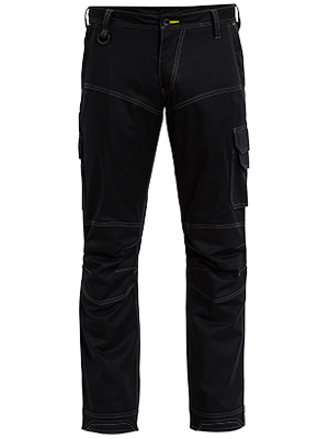 PANT CARGO RIPSTOP BLACK 102R