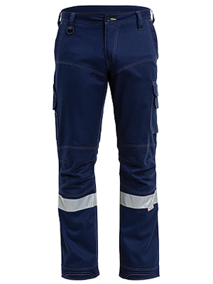 PANT CARGO RIPSTOP TAPED NAVY 102R