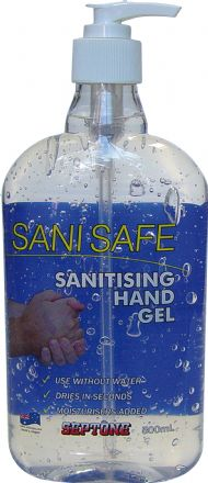 SANITISING HAND GEL 500ML (CTN12)