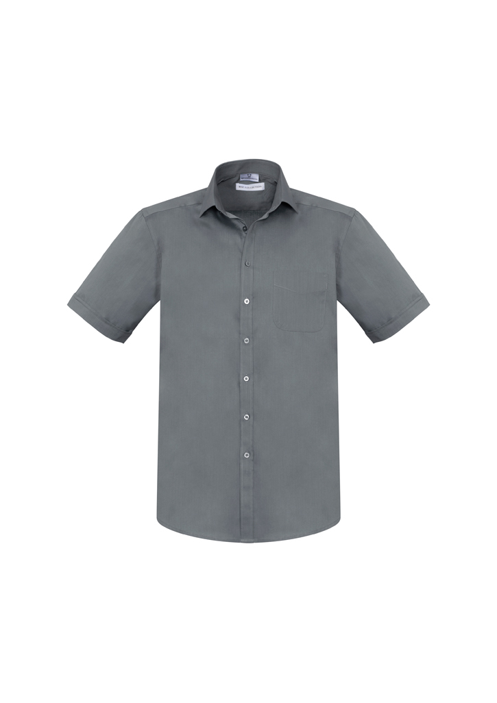 SHIRT MENS MONACO S/S PLATINUM S2XL -