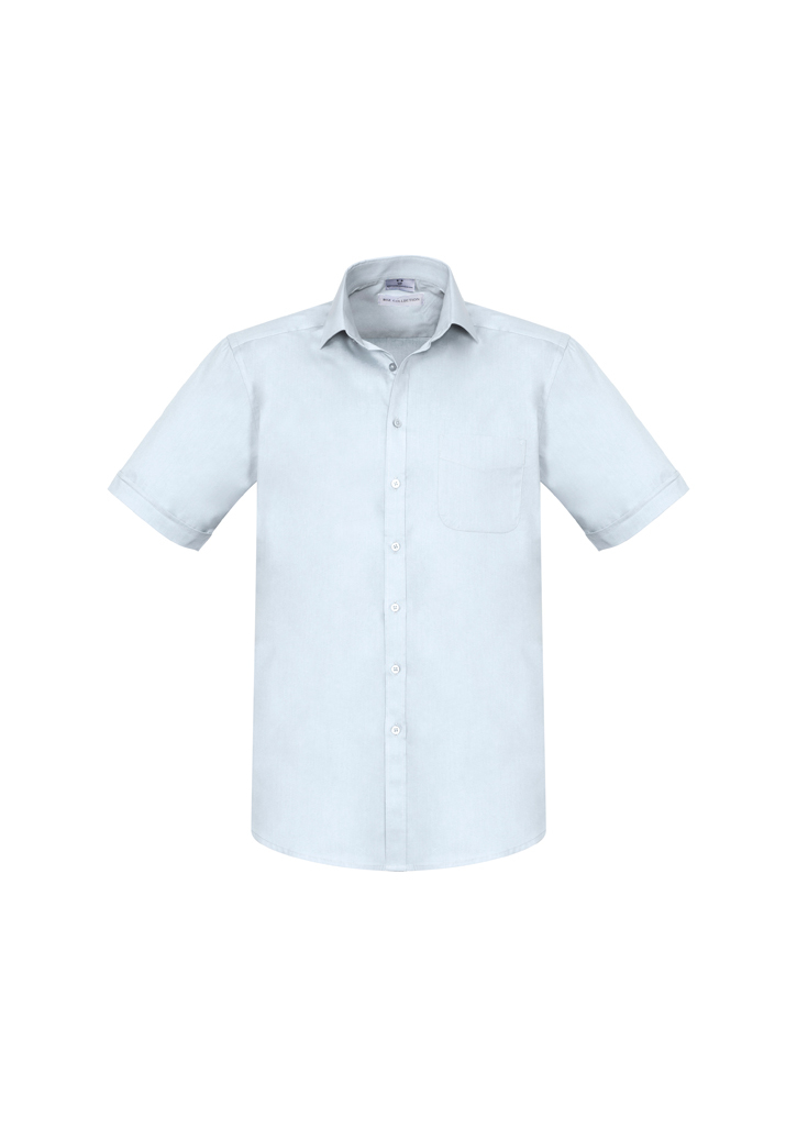 SHIRT MENS MONACO S/S WHITE S2XL -