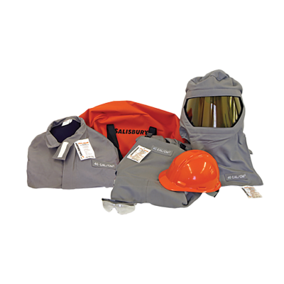 ARC FLASH KIT 40cal/cm2 GREY