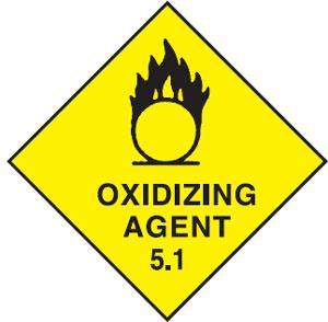 SIGN OXIDISING AGENT 5.1 - S/A