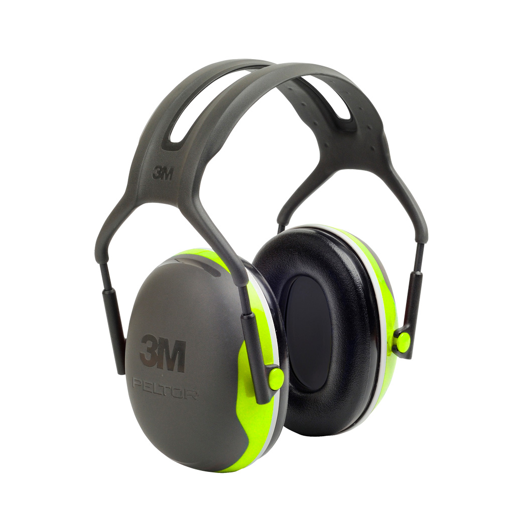 3M PELTOR X4A EAR MUFFS